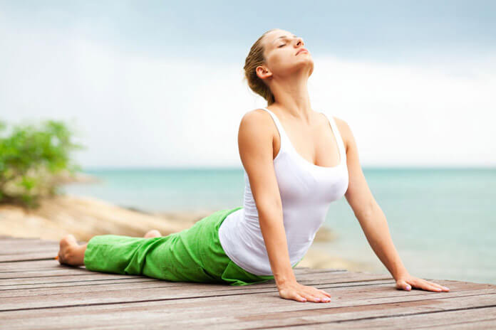 những lợi ích của việc tập Yoga mang lại