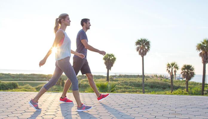 đi bộ buổi sáng có tác dụng gì