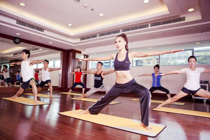tập yoga mấy lần một tuần
