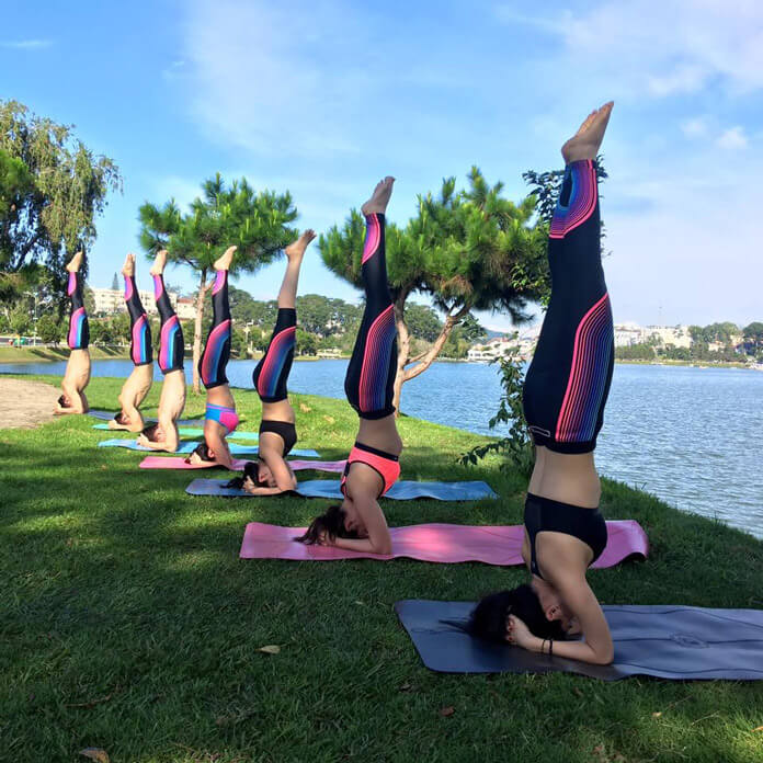 Tập yoga bao lâu thì hiệu quả