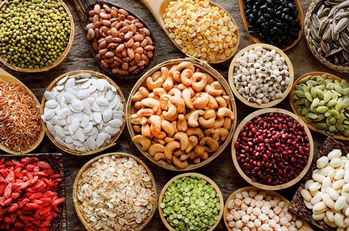 Các loại hạt giúp giảm cân nhanh