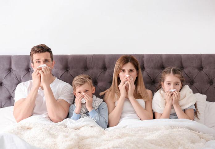 Các bệnh thường gặp khi trời lạnh, mùa đông và cách xử lý 1