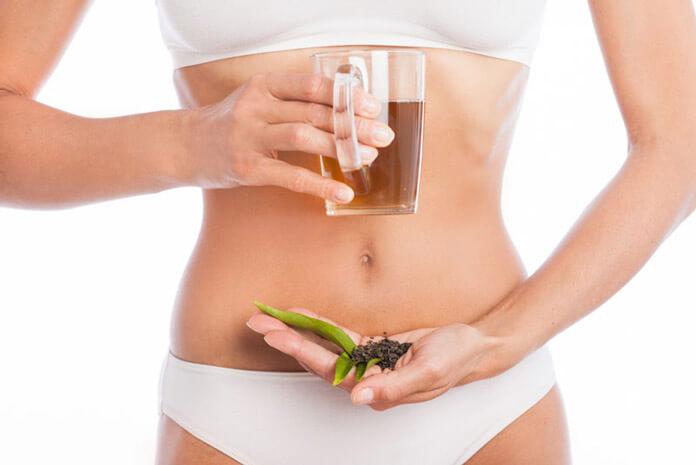 Tác dụng của trà trong giảm cân và chăm sóc sức khỏe 1