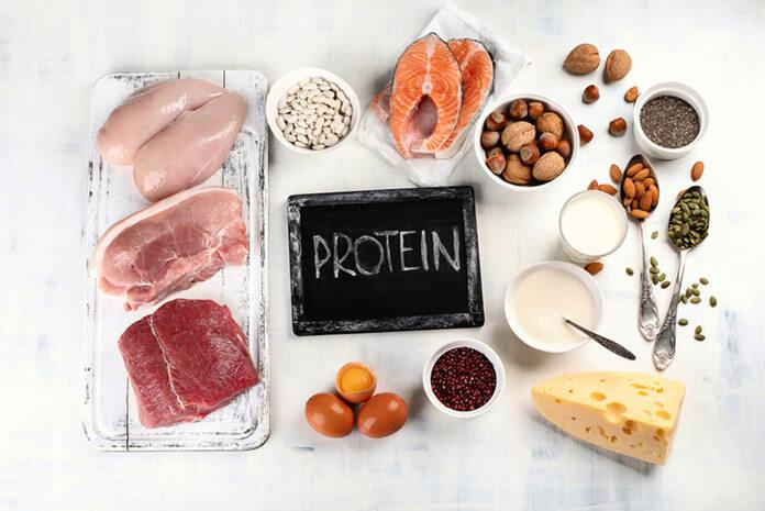 Protein lành mạnh giúp giảm cân lành mạnh