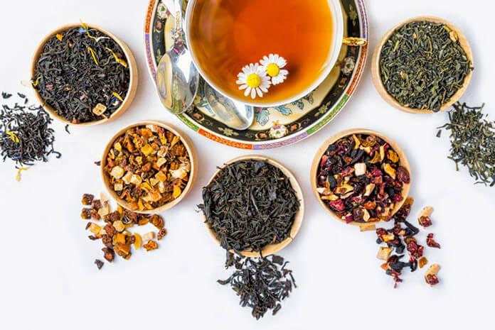 tác dụng của trà