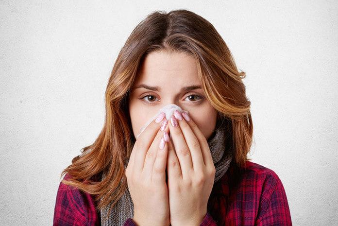 Viêm mũi bệnh thường gặp trong mùa đông