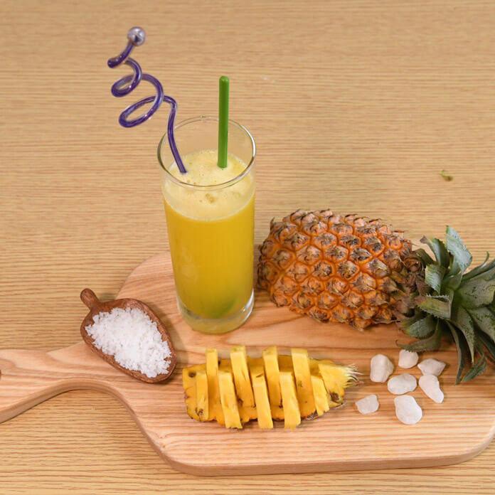 cách uống nước ép dứa (thơm) giảm cân hiệu quả