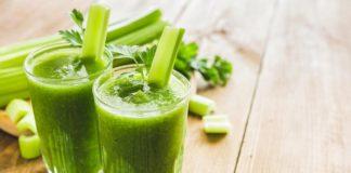 uống nước ép cần tây có tác dụng gì