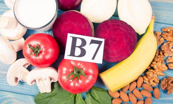 Vitamin B7 là gì