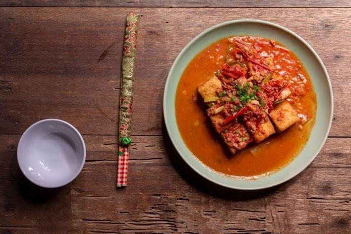 các món ăn giảm cân từ đậu hũ
