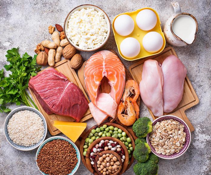ăn nhiều protein