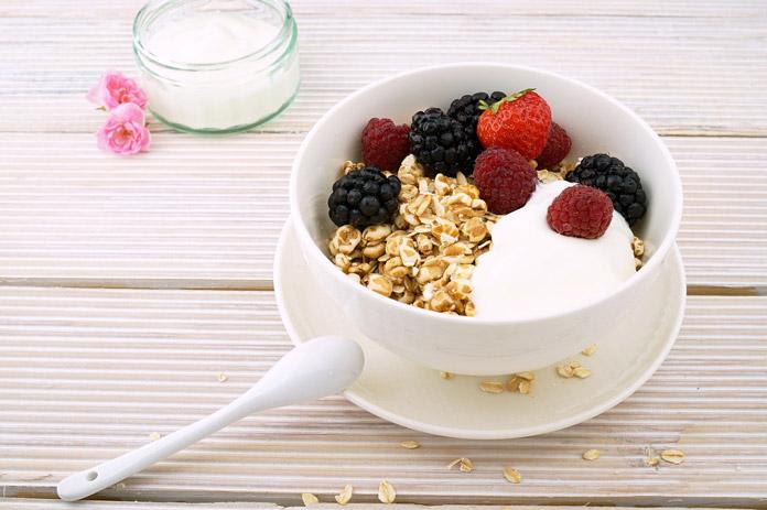 ăn yến mạch đối vơi người muốn tăng giảm cân