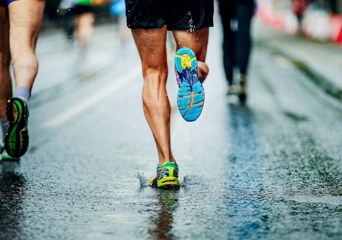 chạy bộ có giảm cân không