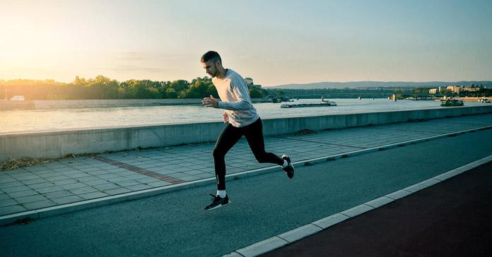 Chạy bộ đúng cách để giảm cân