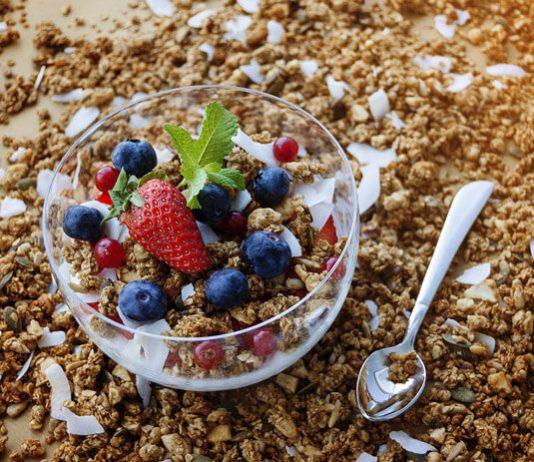 ăn yến mạch thay cơm có tốt không