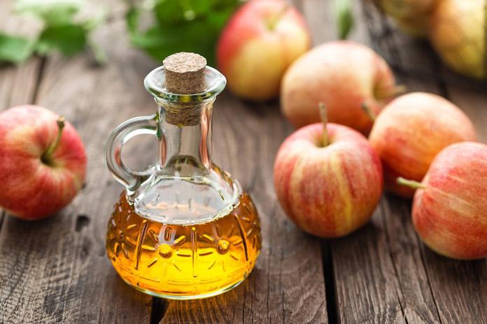 giấm táo giúp giảm mỡ bụng hiệu quả