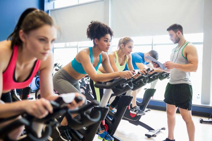 tập thể dục nhịp điệu giảm mỡ bụng