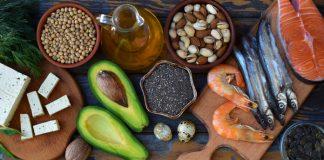 Thực phẩm giàu omega 3
