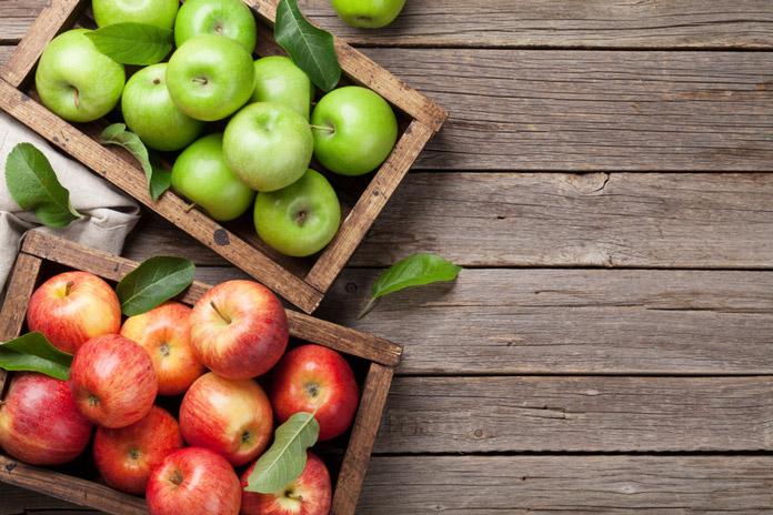 ăn táo có béo không
