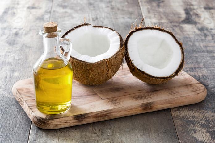 dầu dừa có giảm mỡ bụng không