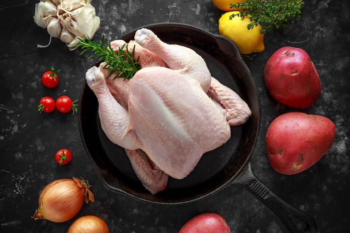 thịt gà bao nhiêu calo