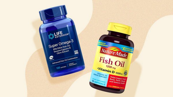 Thực phẩm chức năng dầu cá omega 3