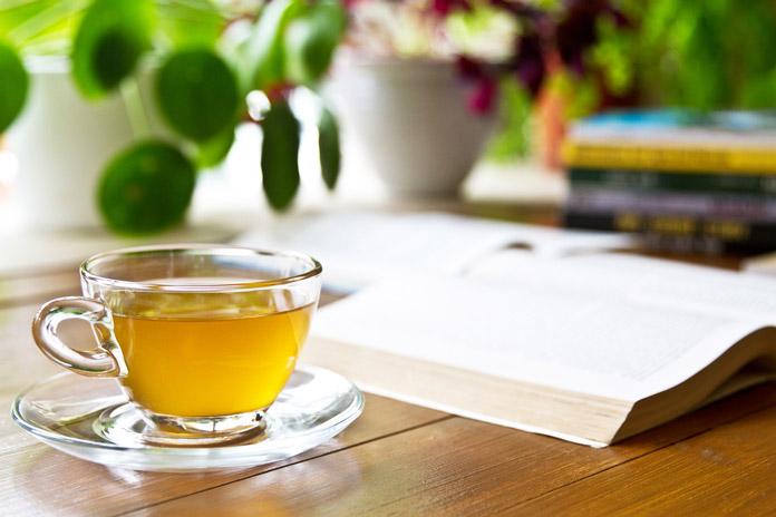 uống trà xanh có giảm mỡ bụng không